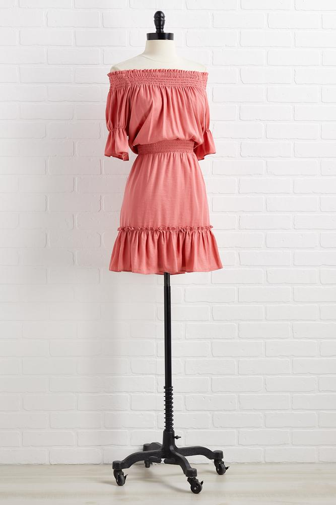 Afternoon Breeze Dress