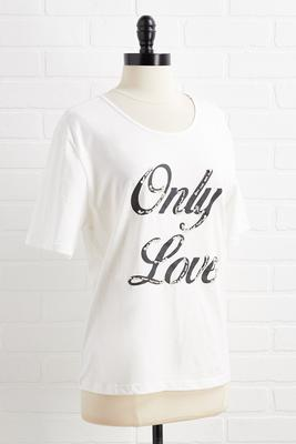 only love top