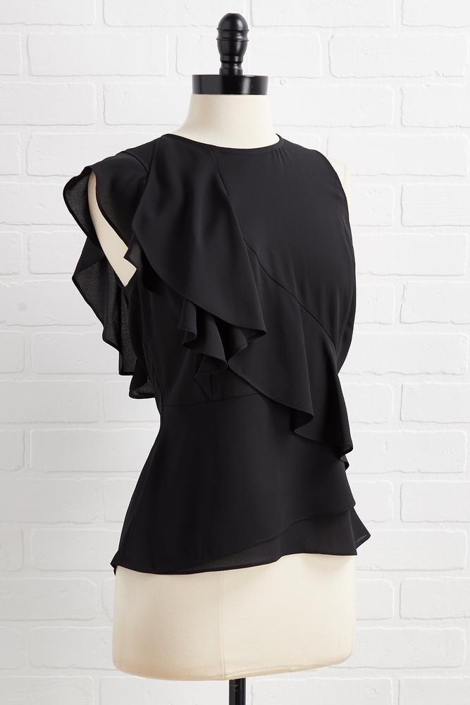 Do It For The Frill Top