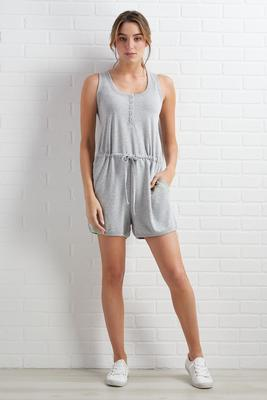 racerback to back romper