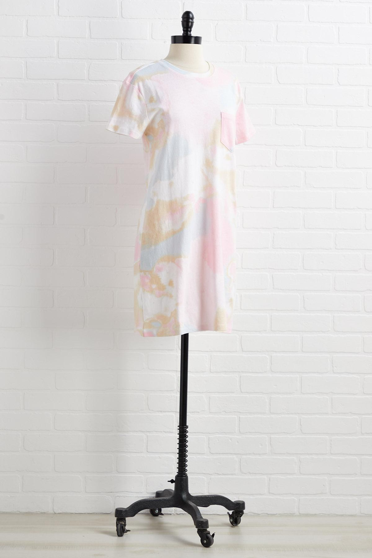 Pastel Me About It Dress