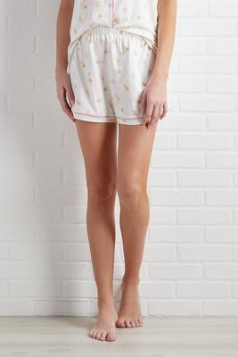 she sells seashells sleep shorts