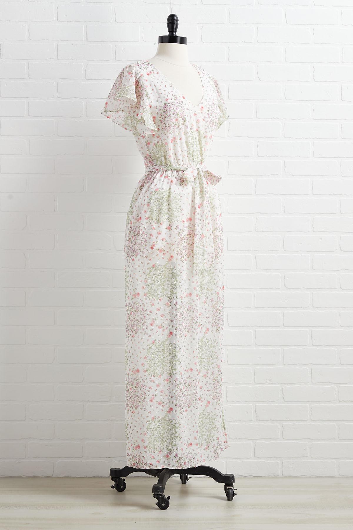 Let's Grow Girl Dress