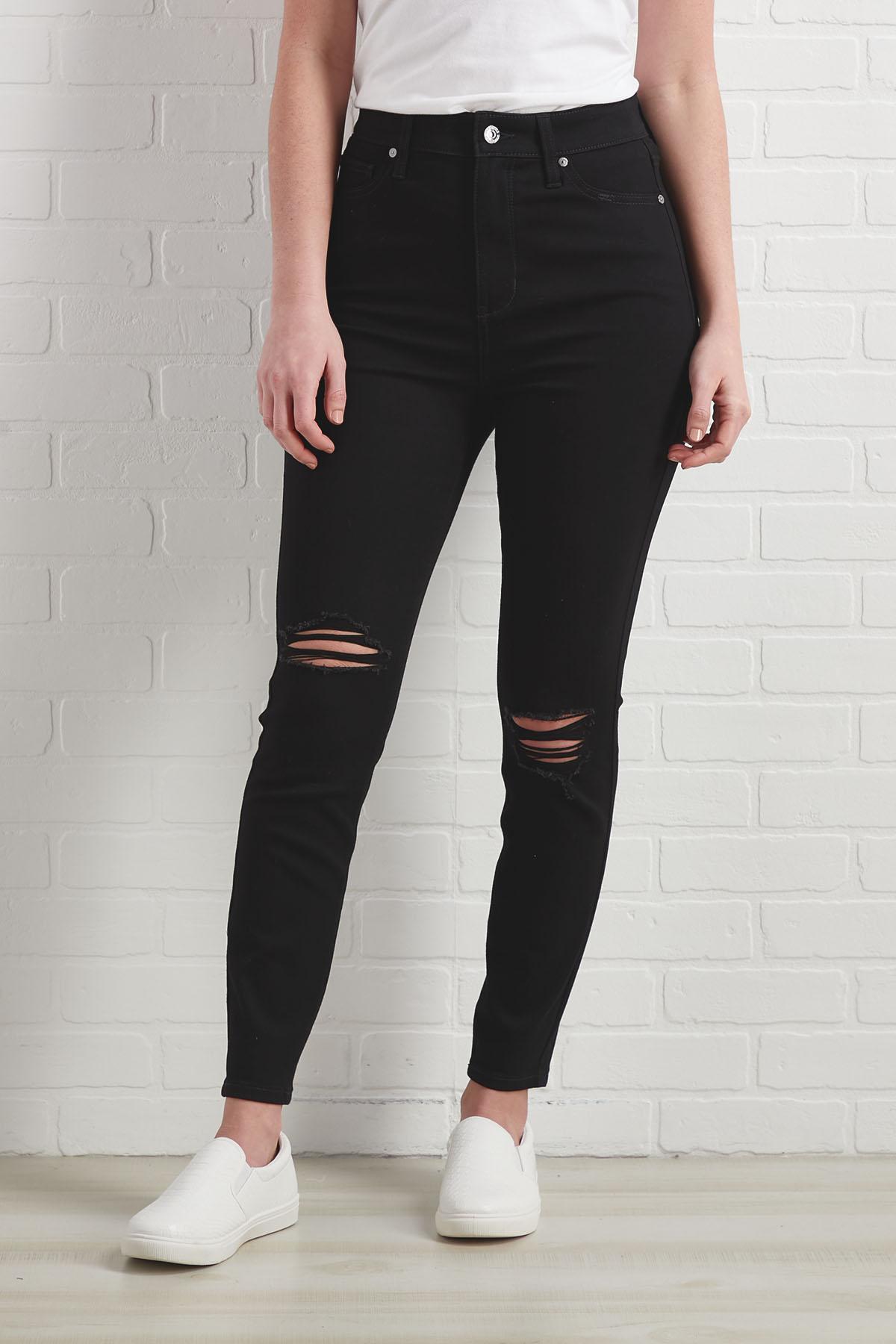 Meet Your Knee- Ds Jeans