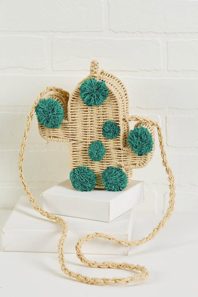 What A Cute Cactus Bag