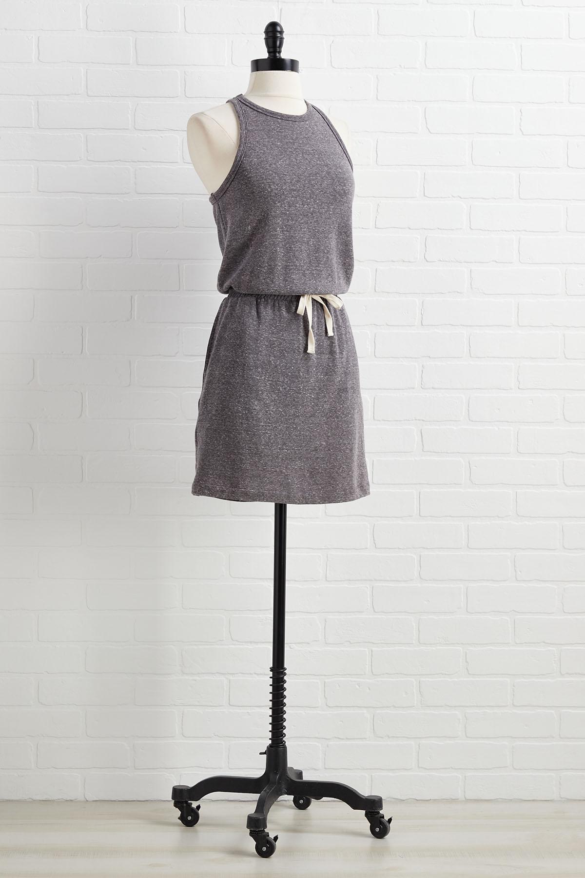 Fleece And Love Dress