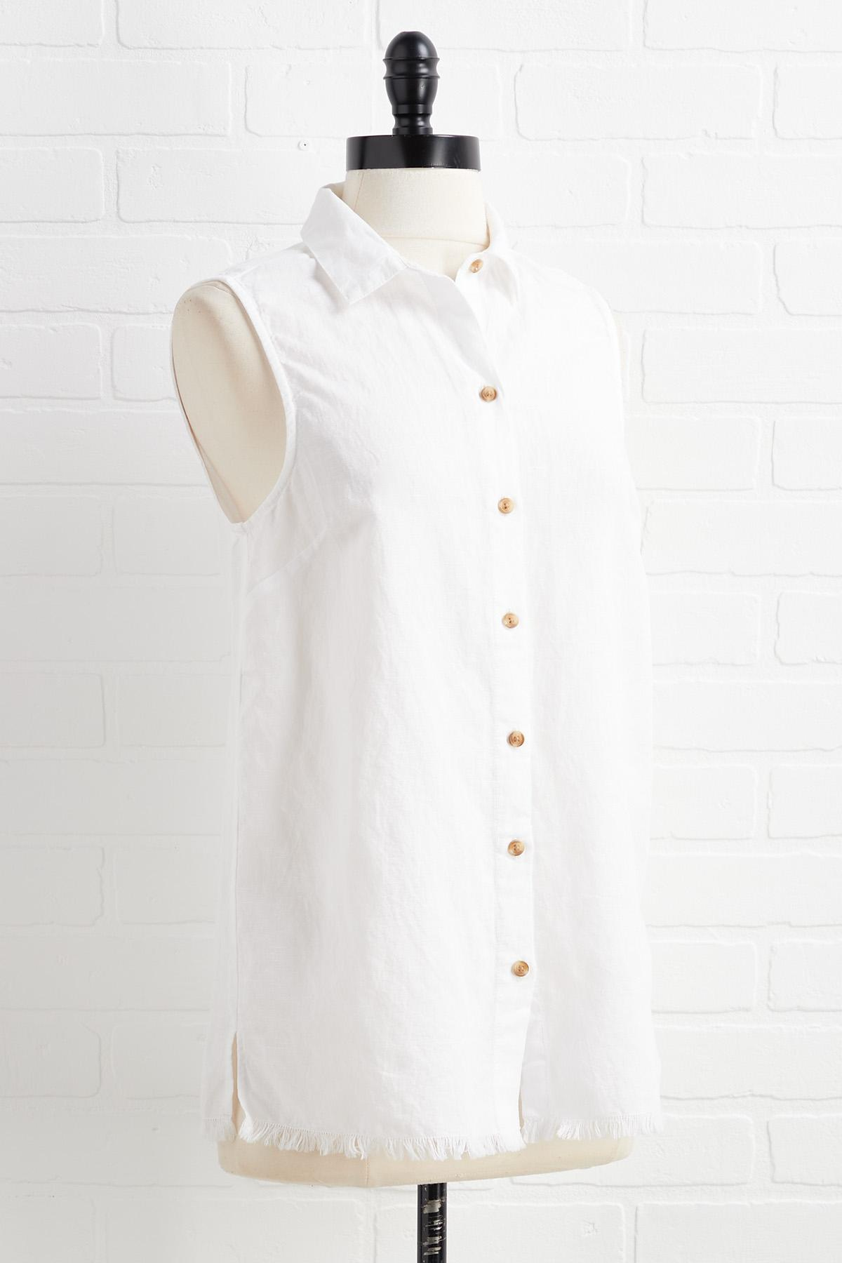 Love And Linen Tank