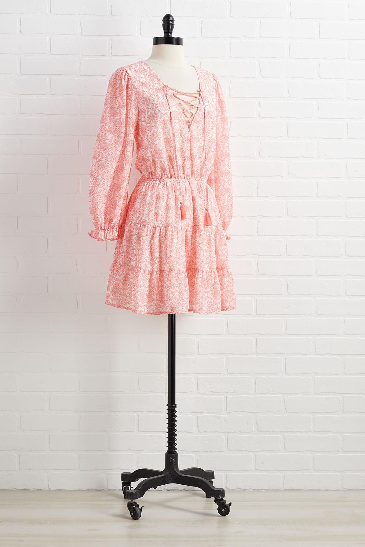A Little Bit Of Lovin ` Dress