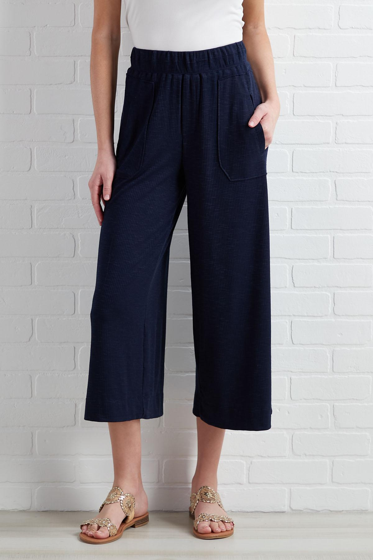 Call Knit Even Pants