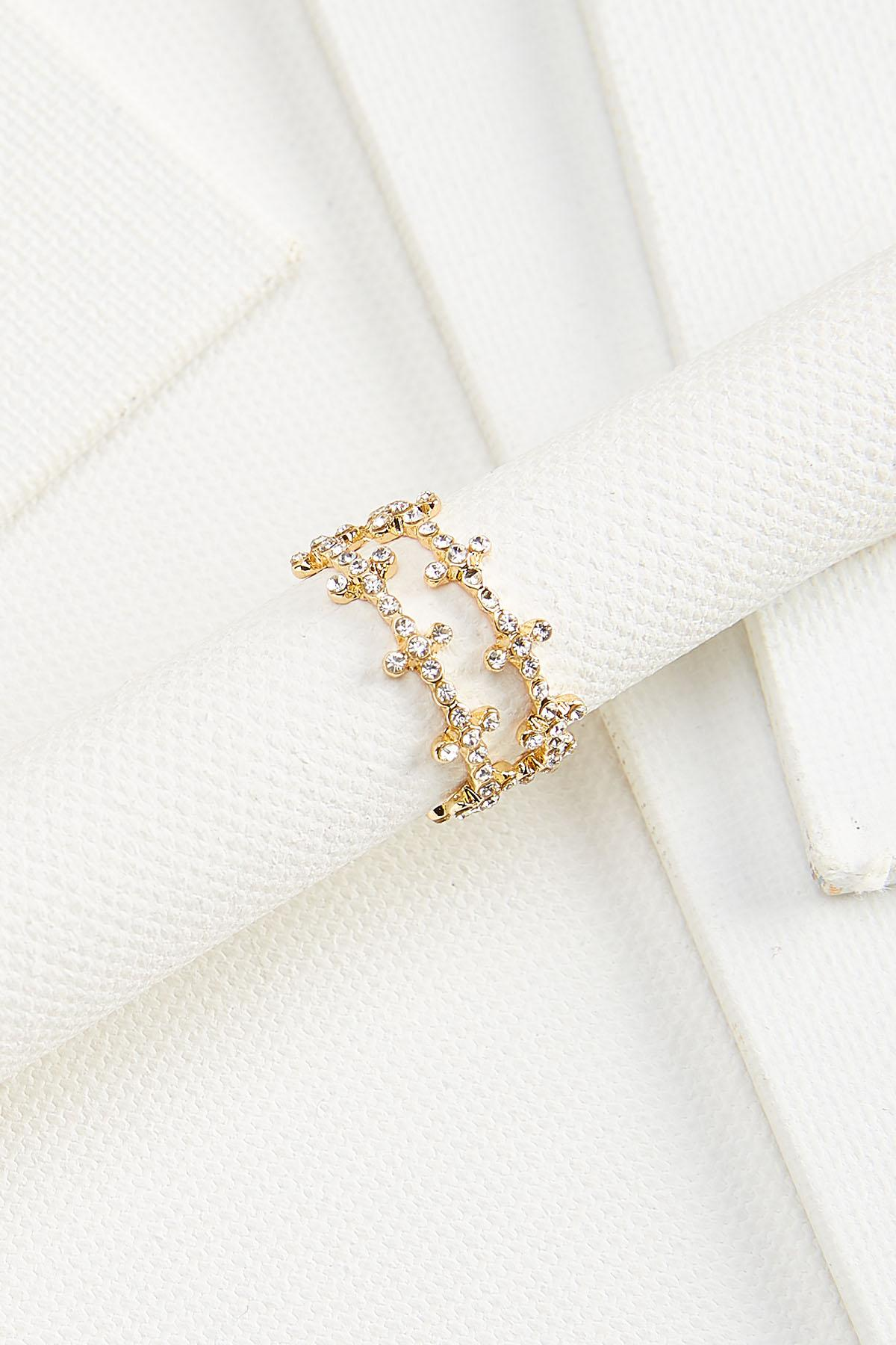 Pretty Pave Ring