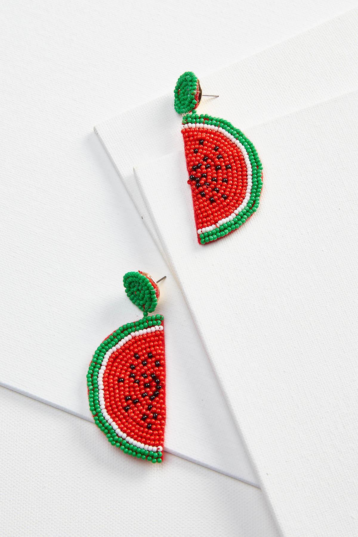Watermelon Sugar Earrings