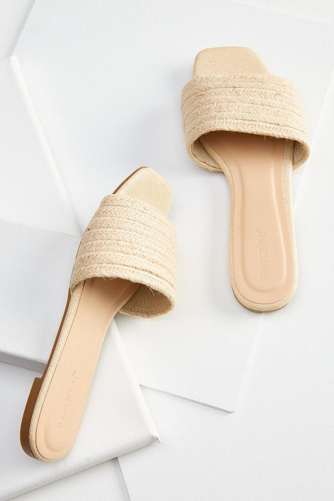 Naturally Beautiful Sandals