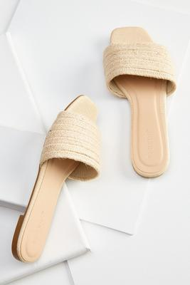 naturally beautiful sandals