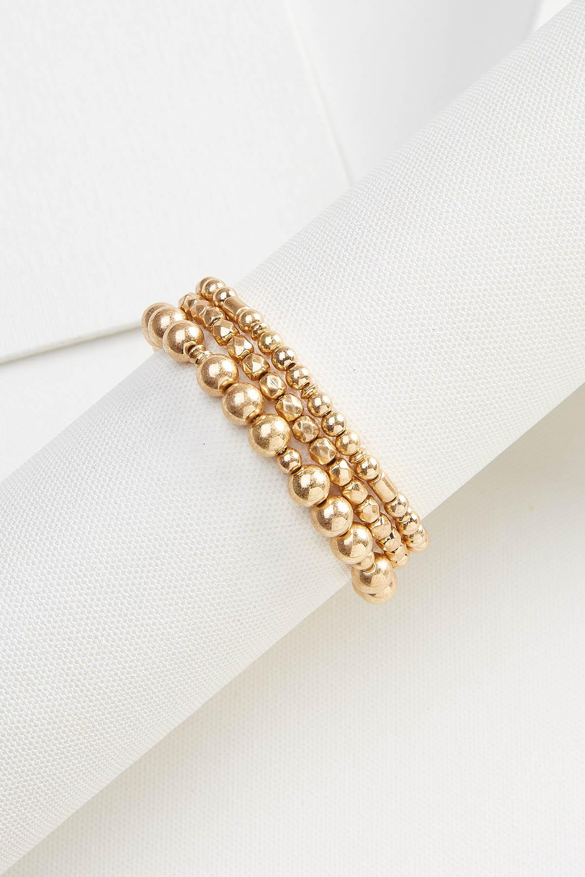 Beaded Stretch Bracelets