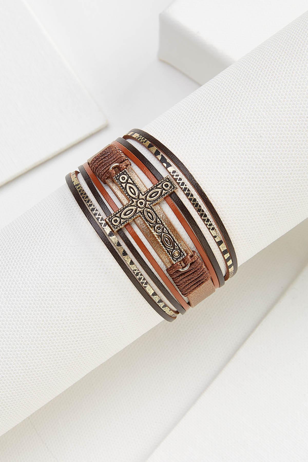 Magnetic Faith Bracelet