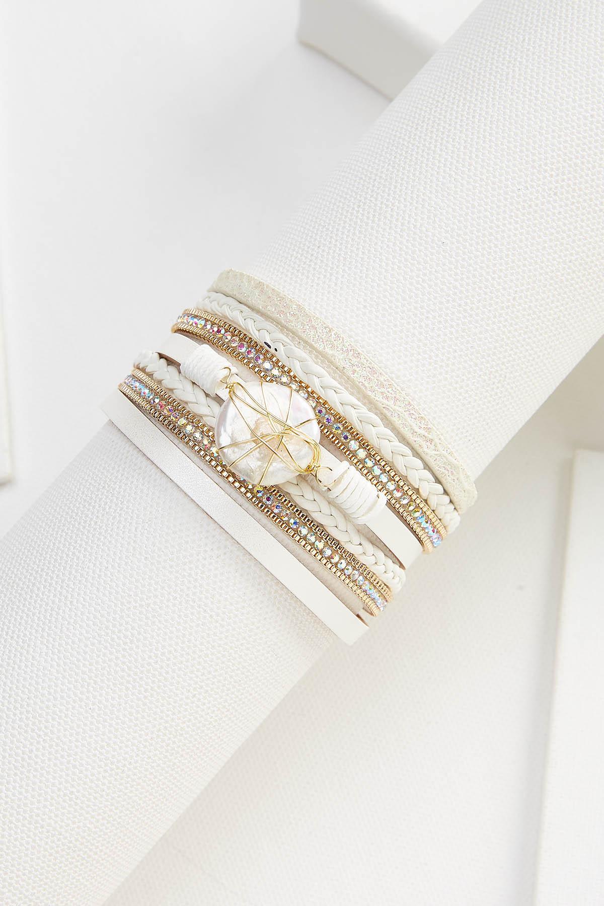 Bit Of Bling Wrap Bracelet