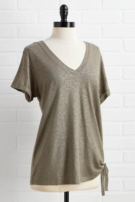 knot joking top