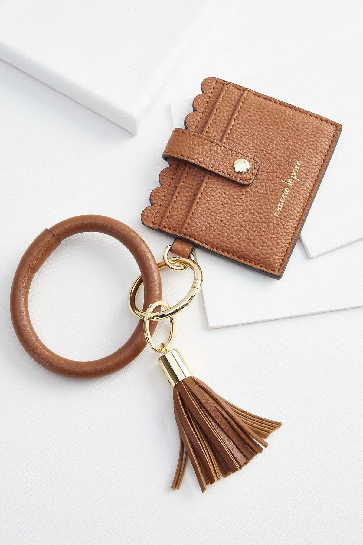 Card Holder Keychain