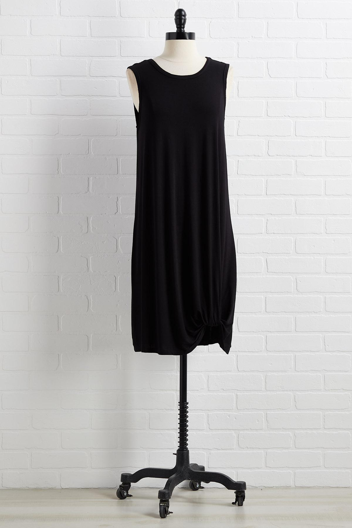 Knot Bothered Dress