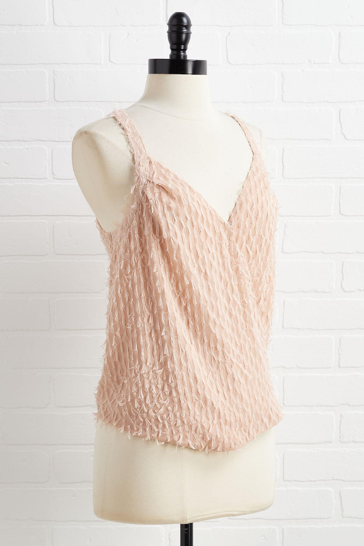 Frilly Feelings Top