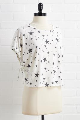i`m the star top