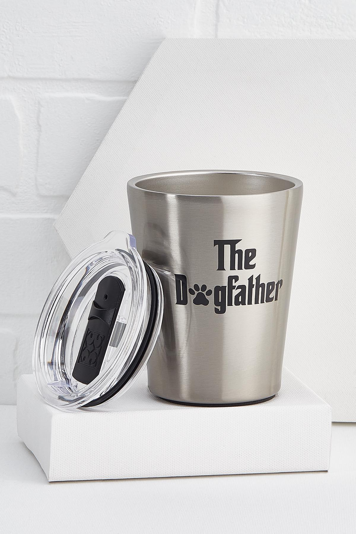 The Dogfather Small Tumbler