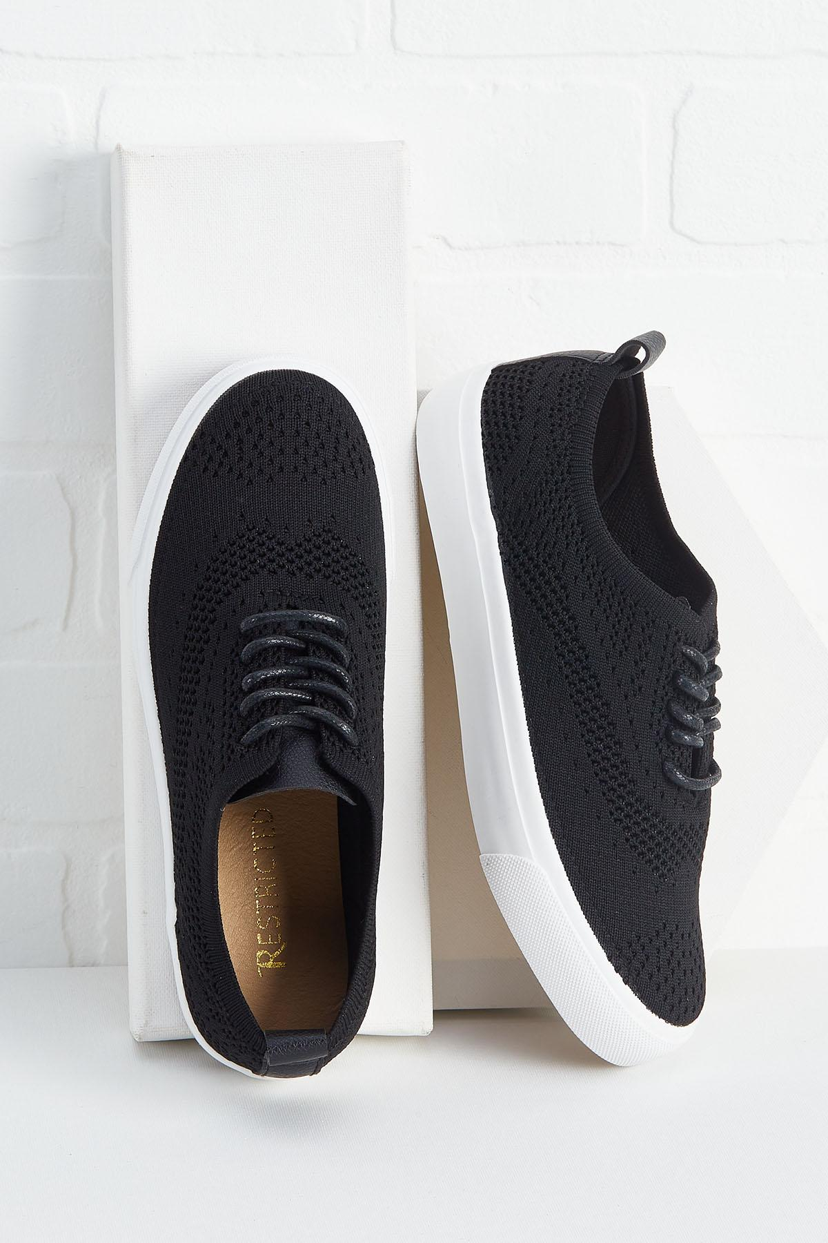 How I Like Knit Sneakers