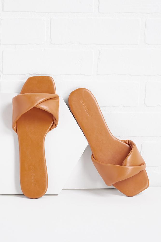 Easily Influenced Sandals