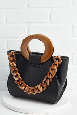 wooden it be nice bag