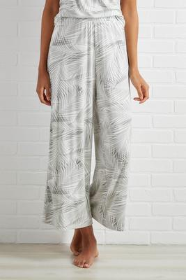 talking tropical sleep pants