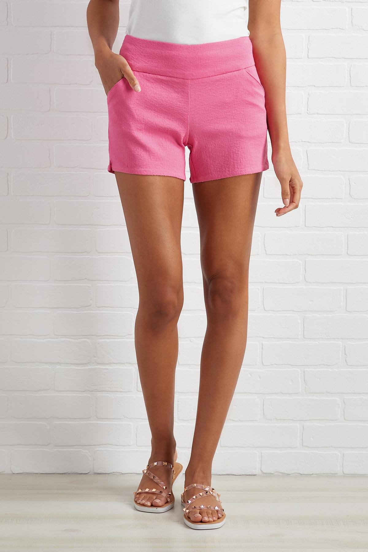 Let's Flamingle Shorts