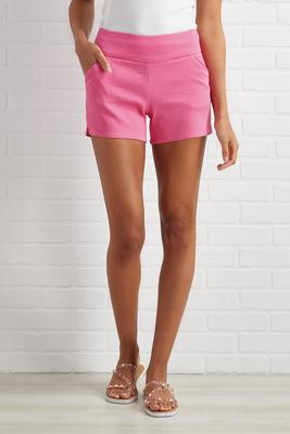 let`s flamingle shorts