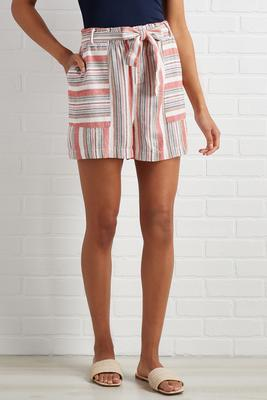 sweet citrus shorts