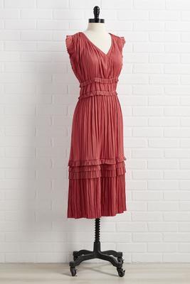summer spice dress