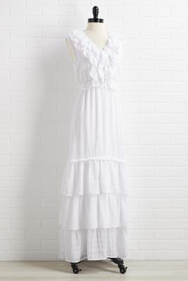 going to the chapel dress