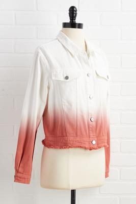 peachy keen jacket