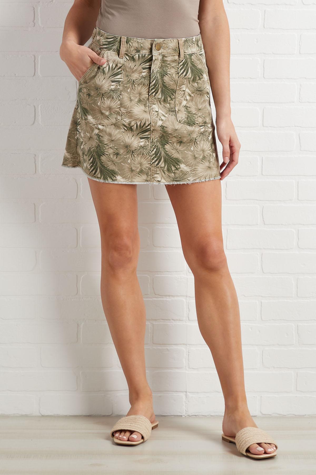 Jungle Jingle Skirt