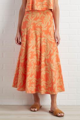 love at the luau skirt