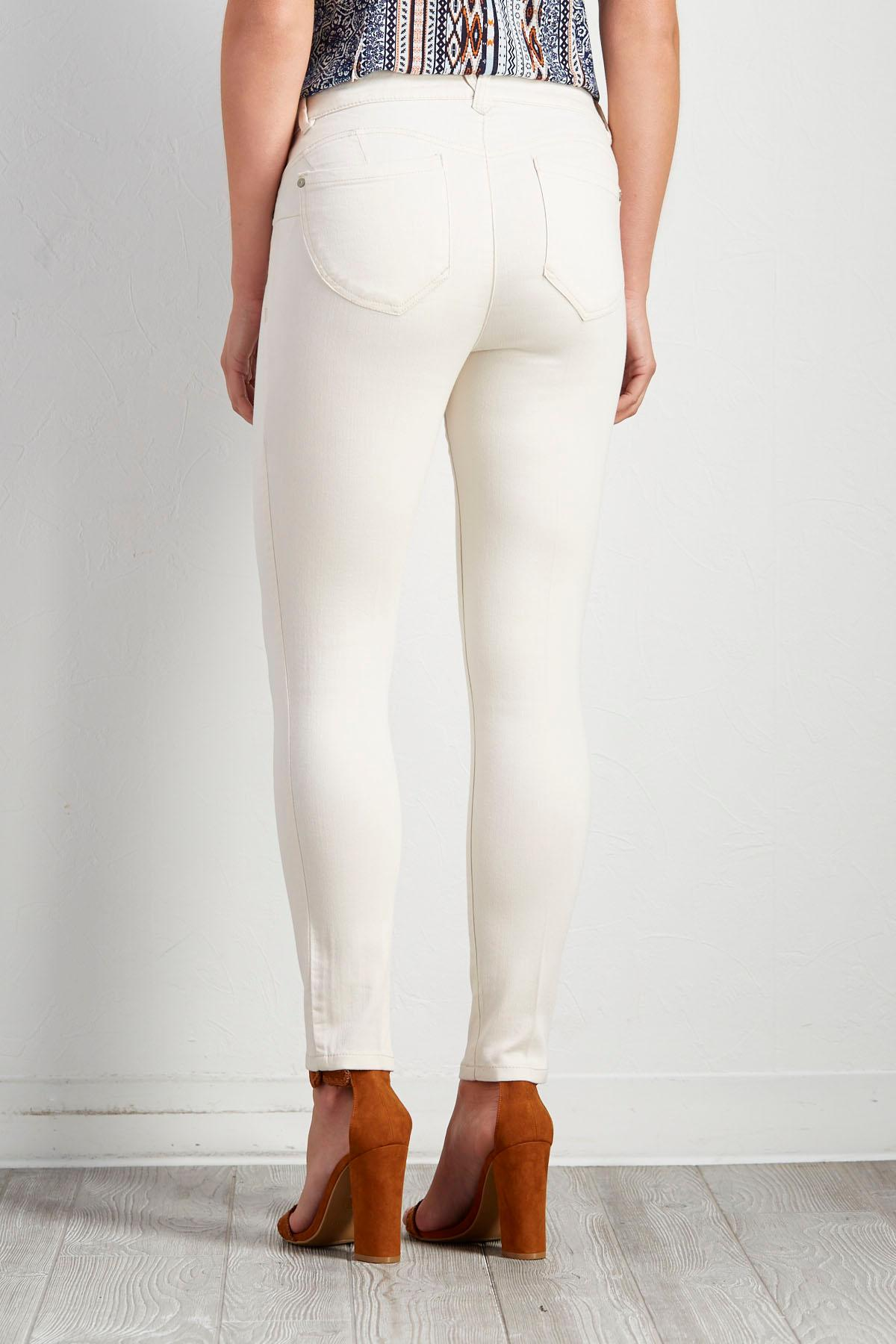 Almond Twill Pants