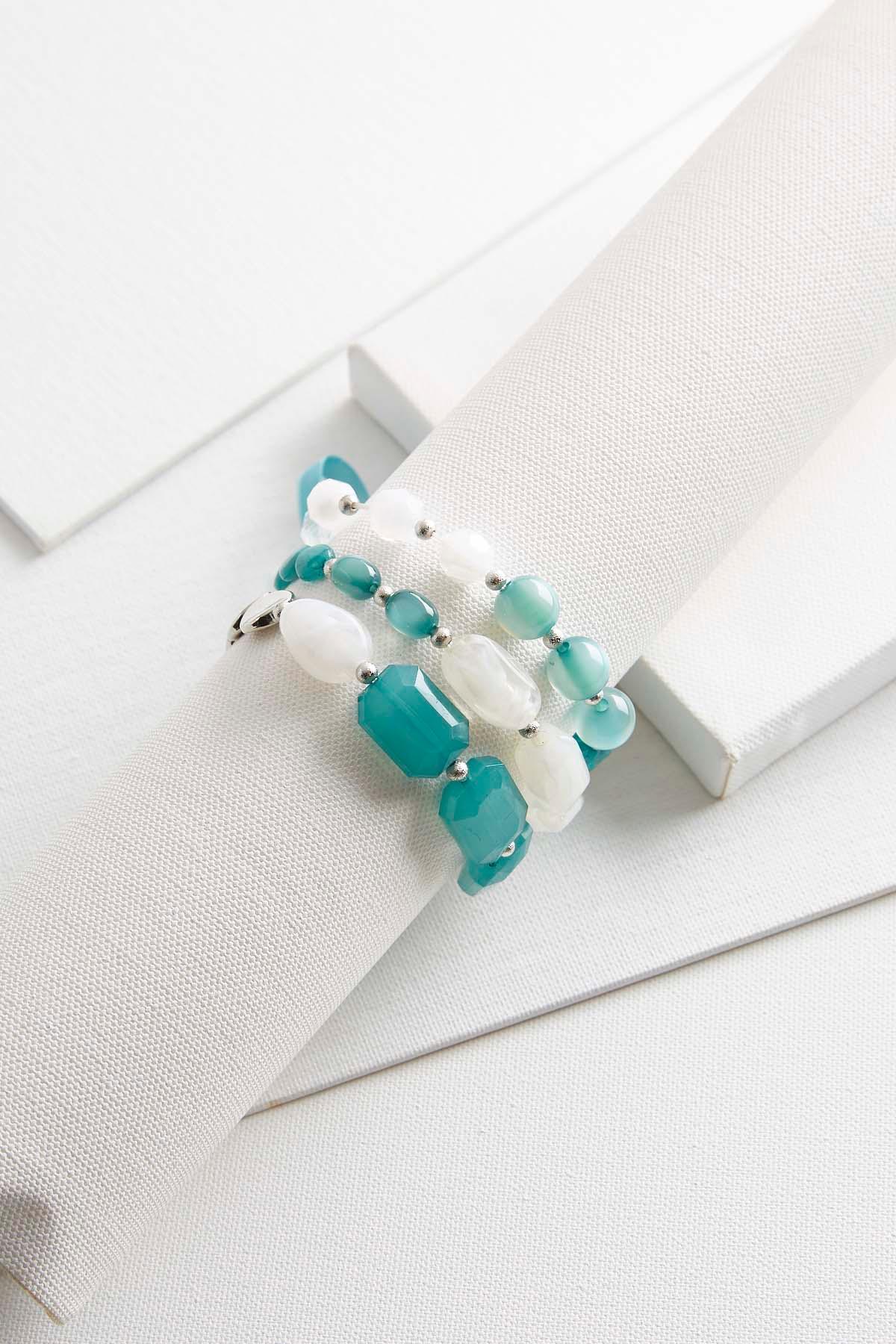 Resin Bracelet Set