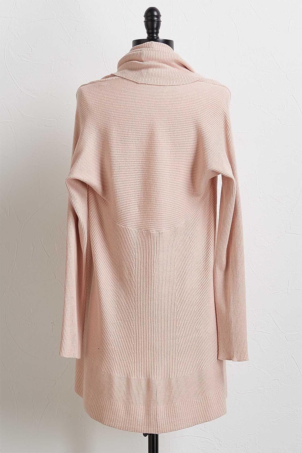 Rose Cardigan Sweater