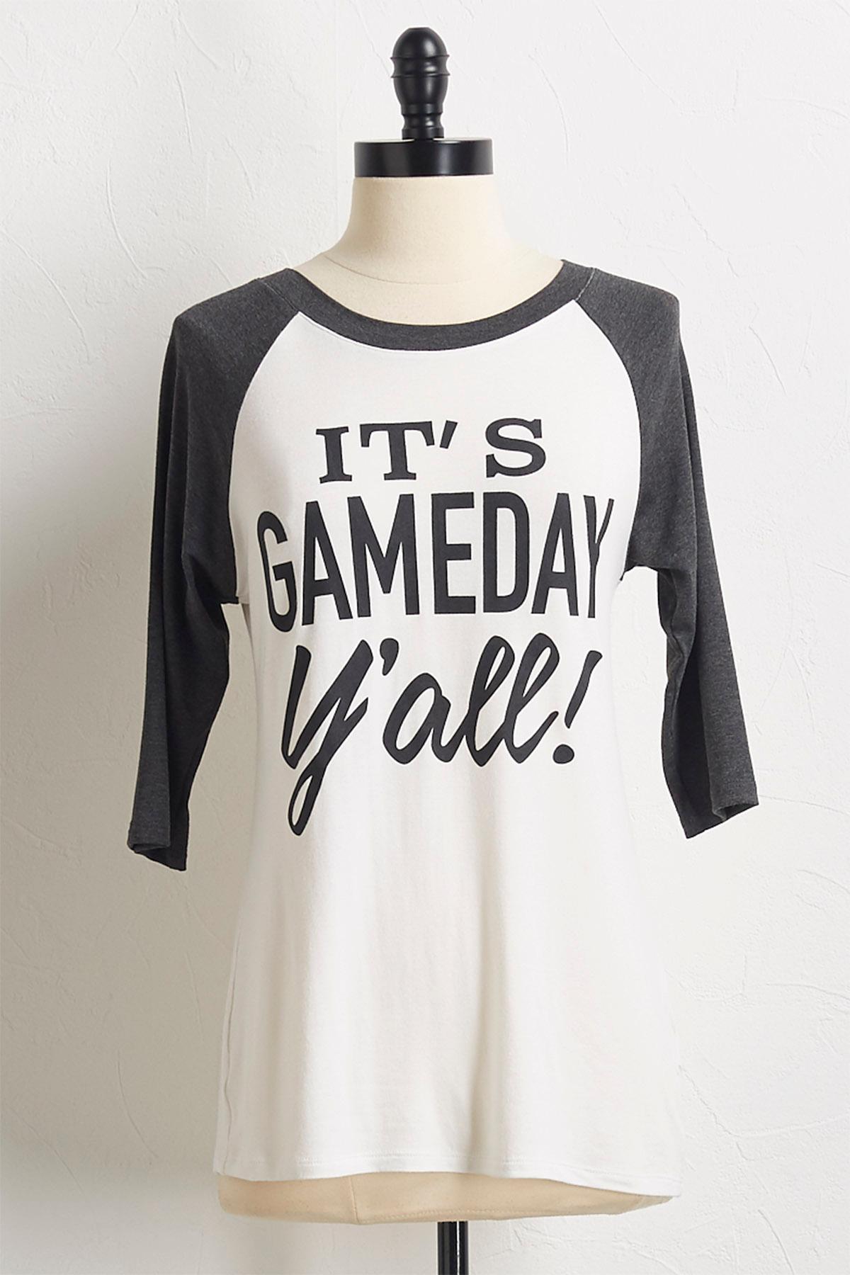 Gameday Baseball Tee