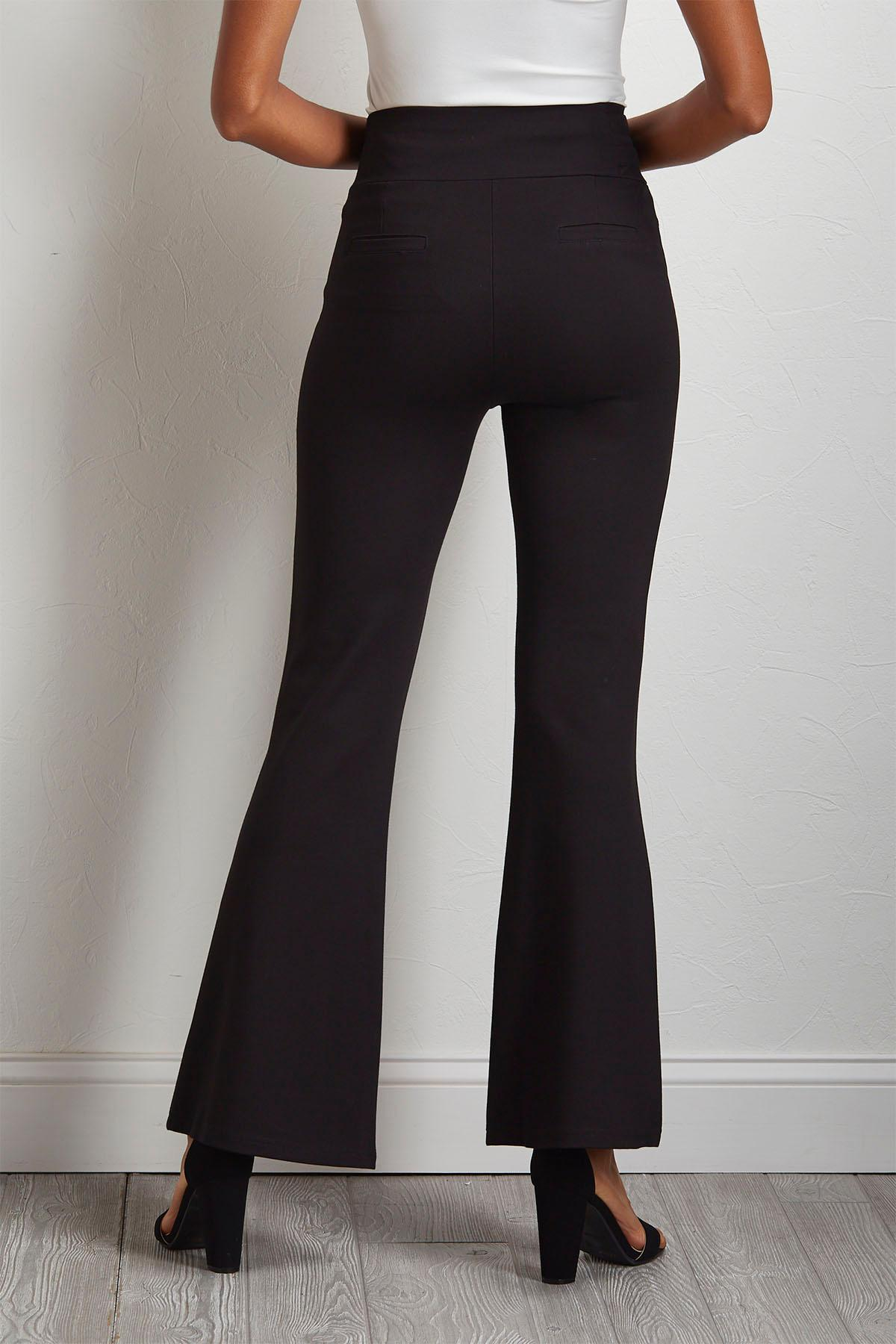 Side Tie Trouser Pants