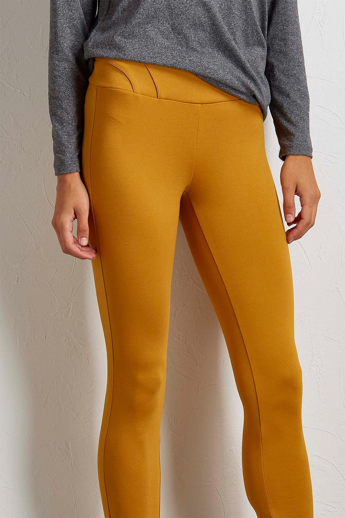 Golden Leggings