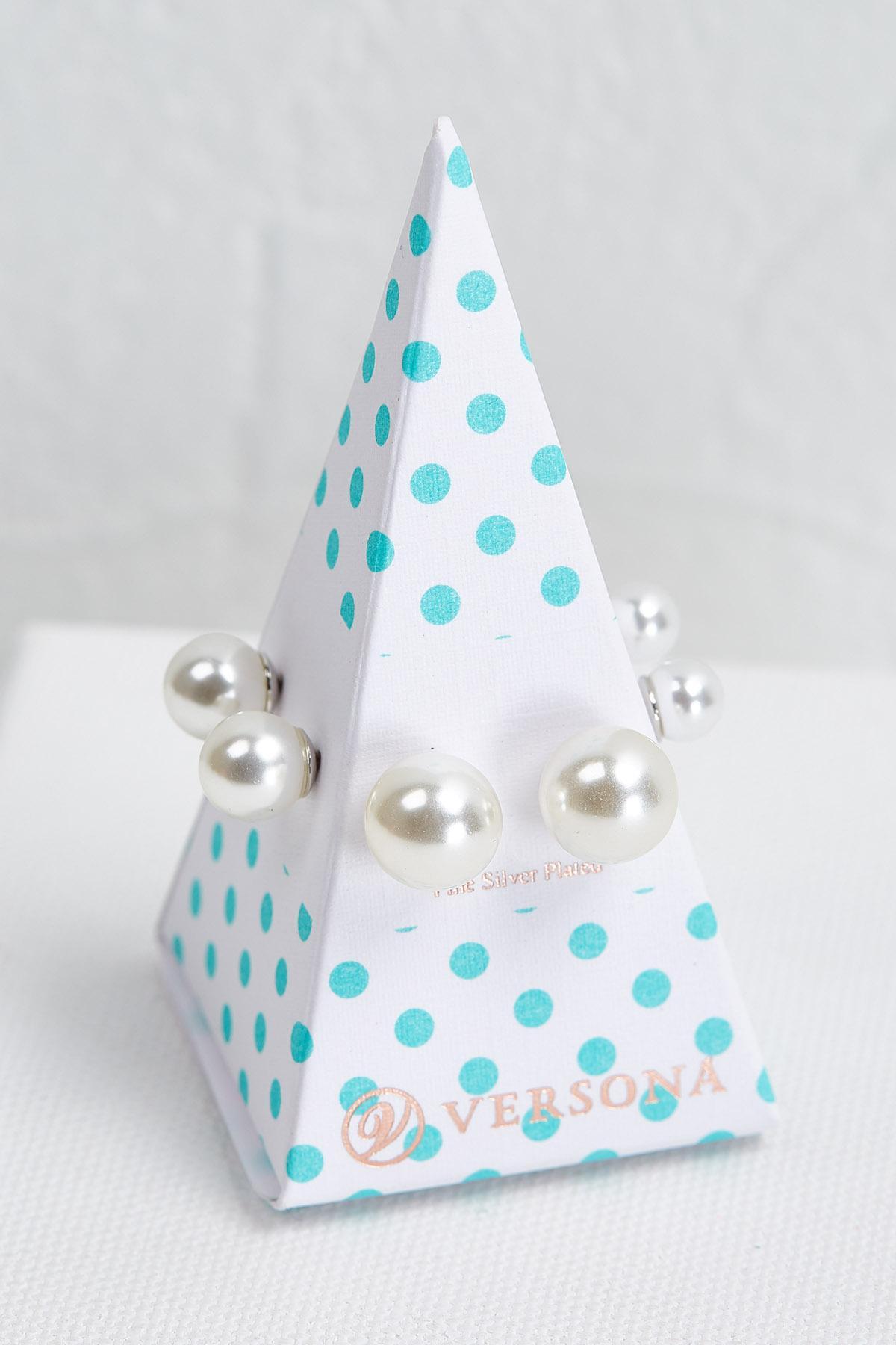 Pearl Earring Gift Set