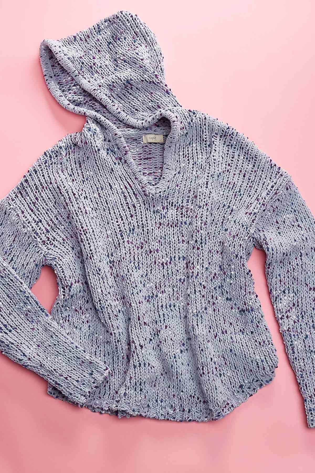 Confetti Hooded Sweater