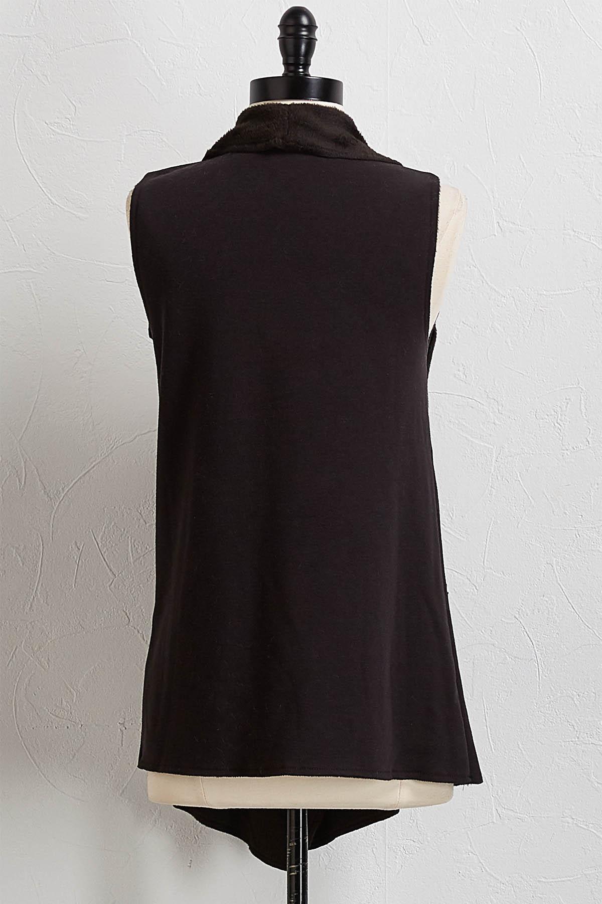 Fleece Lined Vest