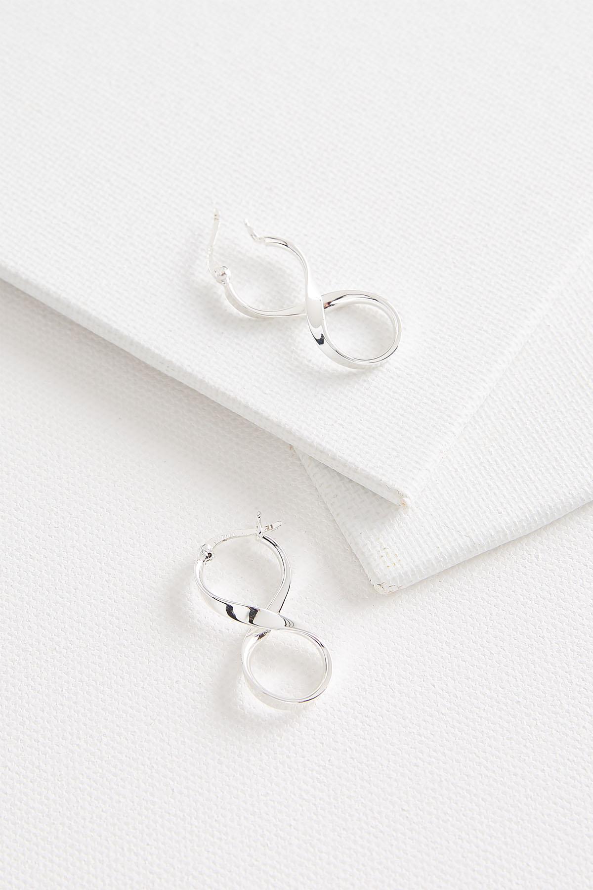 Gift Boxed Infinity Earrings