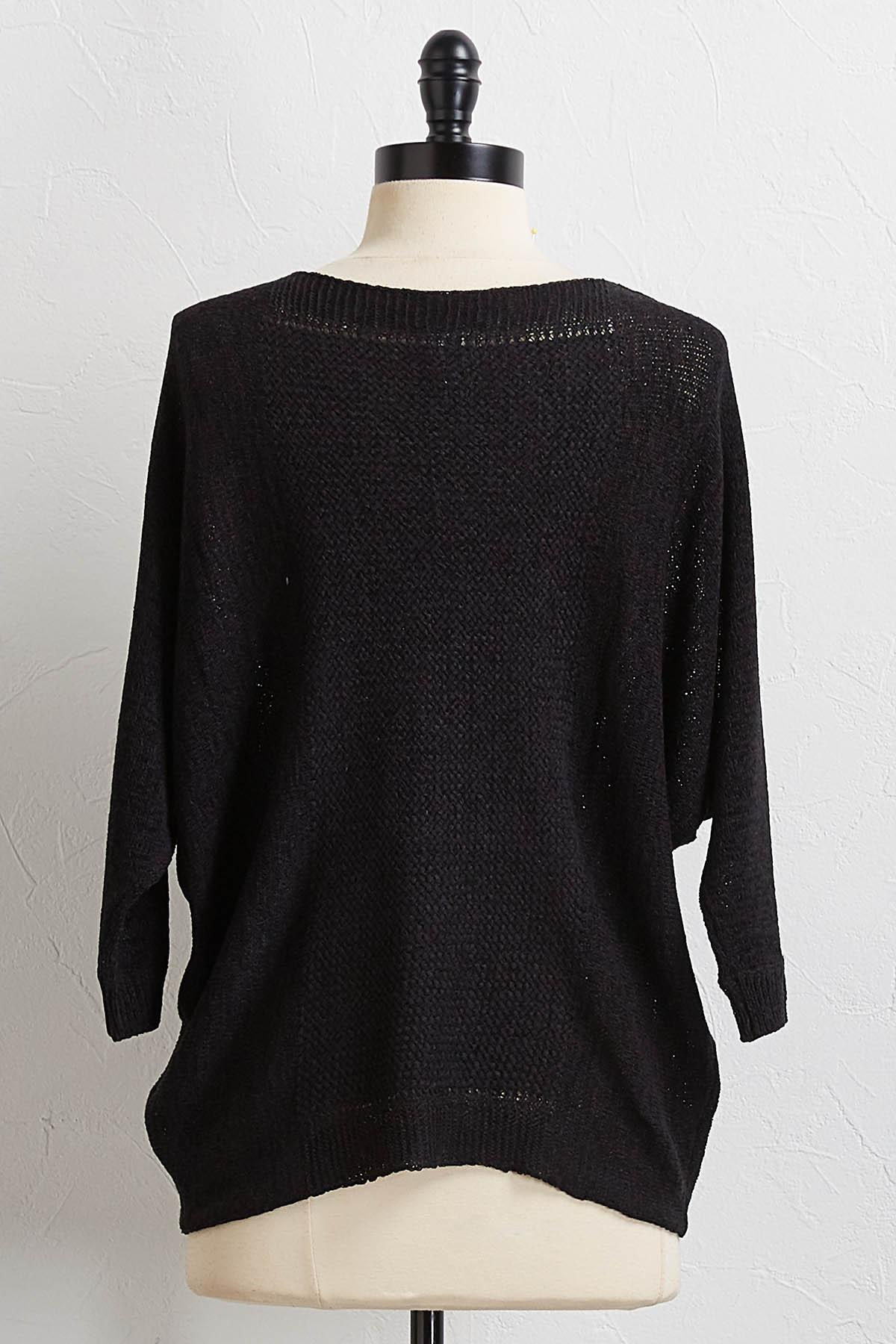 Slouch Pullover Sweater