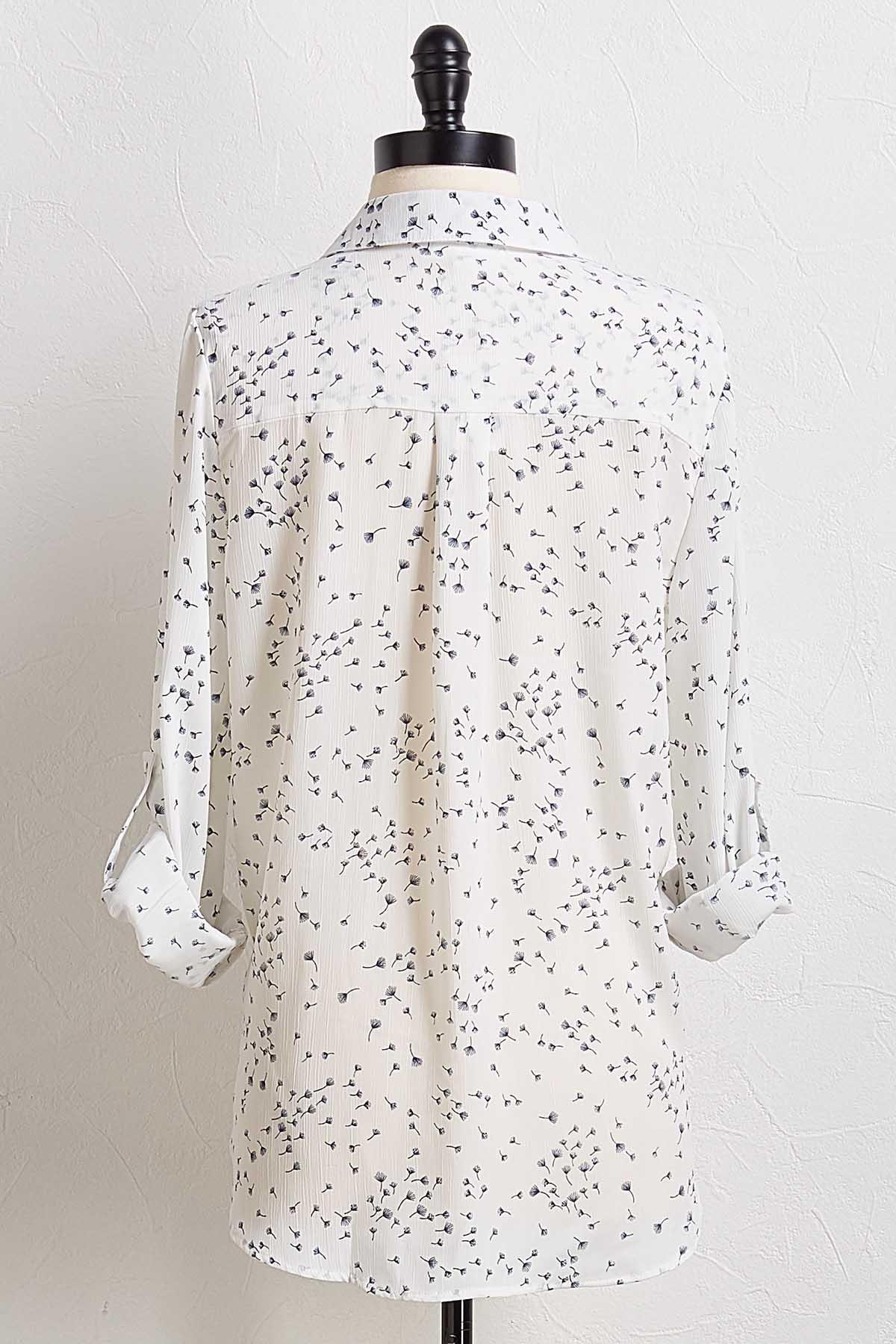 Wish Button Down Shirt